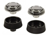 1967 - 1968 Camaro Radio Knobs Set for Mono
