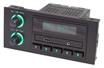 1982 - 2002 RetroSound Newport DIN Radio, Direct Fit