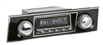 1967 - 1968 Retro Laguna Radio, Retro Sound