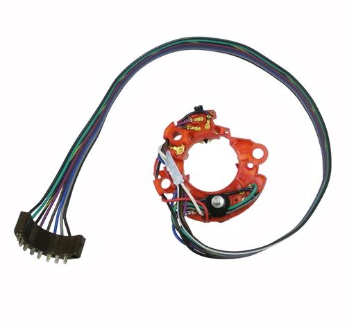1967 1968 camaro turn signal switch wiring harness assembly, boyne style  turn signal wiring harness #14