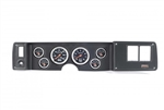 1979 - 1981 Camaro Custom Dash Instrument Cluster Housing with Auto Meter Gauges, Choice of AutoMeter Gauges
