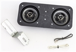 1967 - 1969 Camaro PREMIUM Kenwood Dual Center Dash Stereo Speakers