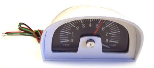 DAS 954 2?1479191086 1960s 70s hood tach tachometer dixco style 8000 rpm dixco tach wiring diagram at soozxer.org