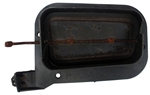 1970-1981 Camaro Duct, Firewall Fresh Air Upper Cowl Dash Vent LH - Used GM