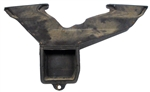 "1970 - 1981 Camaro Center Dash Vent ""Y"" Duct, Defroster without Air Conditioning, GM Used"
