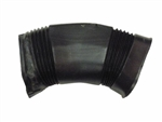 1967 - 1968 Under Dash Flexible Curved Air Conditioning Vent Duct, Original GM Used