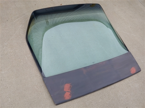 1982 1992 camaro rear back window glass hatch style. Black Bedroom Furniture Sets. Home Design Ideas