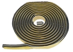 1967 - 1981 Camaro Windshield Glass Installation Seal Ribbon Rope Tape, Front or Rear, Each