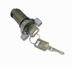 1969 - 1978 Camaro Ignition Lock with GM Square Headed Keys