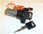 1993 - 2002 Ignition Lock Cylinder With Keys, Automatic