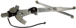 1993 - 2002 Camaro Door Power Window Glass Regulator with Motor, RH