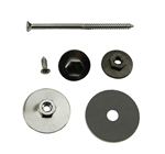 1967 Camaro Vent Window Frame Mounting Hardware Screw, Washer, and Nut Kit