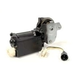 1967 - 1970 Camaro Power Window Motor and Gear, Front or Rear Quarter, LH, OE Style