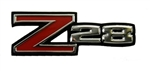 "1970 - 1974 Fender Emblem, ""Z28"" Logo, Peel and Stick Adhesive Backing"