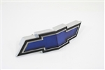 1969 Camaro Blue Bowtie Grille Emblem, Made in the USA