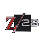 1969 Camaro Z/28 Grille Emblem, USA Made