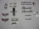 1967 Camaro Emblem Kit for Rally Sport and 327 Engine