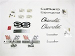 1967 Emblems Set for Super Sport 396