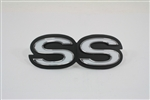 "1967 - 1968 Grille Emblem, Super Sport ""SS"", (Fits 1967 SS and 1967-1968 SS with RS) USA Made"