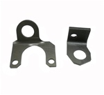 1967 - 1973 Engine Lift Hook Brackets Set, Small Block, Version 1, 2 Pieces