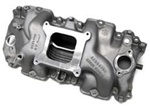 1967 - 1968 Camaro Big Block Aluminum Intake Manifold, GM Part Number 3885069