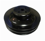 1967 - 1968 Camaro Water Pump Pulley, Big Block, 2 Row, GM 3906656