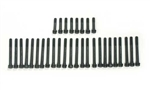 1967 - 1981 Engine Cylinder Head Bolts Set, Big Block, 32 Pieces