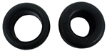 1967-1974 BIg Block Valve Cover Rubber Grommets - Pair