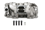 Weiand Stealth™ Aluminum Intake Manifold 396ci - 502ci for use with High Performance Rectangular Port Heads