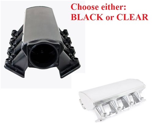NEW TSP GM LS3 / L92 EFI Fabricated Aluminum Intake Manifold for LS3, L76,  L92 or L99