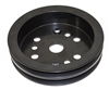 1967 - 1968 Camaro Crankshaft Pulley, Small Block 2 Row Deep Groove