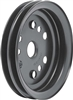 1967 - 1968 Camaro Crankshaft Pulley, Small Block 327 or 350, 2 Groove