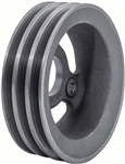 "1967 - 1968 Camaro Crankshaft Pulley, Big Block, 3 Groove, 6-3/4"" O.D."