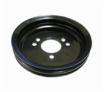 1967 - 1968 Camaro Big Block Chevy Crankshaft Pulley, 2 Groove