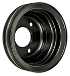 1969 - 1972 Crankshaft Pulley, Big Block, 2 Groove