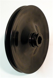 Power Steering Pump Pulley, Single Groove