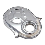 1967 - 1972 Timing Chain Cover, Big Block, Chrome