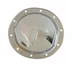 1967 - 1981 Rear End Cover, Custom, 10 Bolt, 8.2 and 8.5 Axle, Chrome