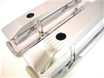 1967 - 1986 Small Block Chevy Chromed Aluminum Valve Covers