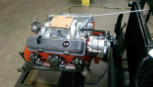 1969 Engine, Small Block Z/28 302, DZ, GM Original
