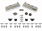 1967 - 1972 Valve Covers Kit, Big Block, High Grade