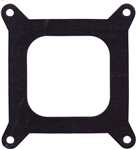 1967 - 1981 4 Barrel Carburetor Base Plate Flange Gasket 4150 4160 Holley AFB Carb, Performance Open Center