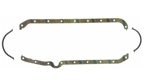 1967 1974 Small Block Chevy Oil Pan Gasket Set