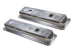 1987 - 2000 Small Block Chevy / GMC 5.0L & 5.7L V8 Chrome Center Bolt Valve Cover Caps