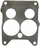 1967 - 1979 Rochester Quadrajet 4 Barrel Carburetor Heat Shield Baffle, Stainless