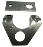 1970 - 1974 Engine Lift Hook Brackets, Big Block