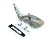 1968 - 1969 Camaro LH Driver Side Exterior Chrome Door Mirror