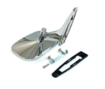 1968 - 1969 Camaro Exterior Door Mirror, Chrome, RH, 3914754