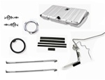 1967 - 1968 Camaro Fuel Gas Tank Kit, Stainless Steel | Camaro Central
