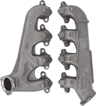 1967 - 1972 Camaro Big block Exhaust Manifolds, Without Smog